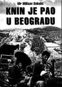 knin je pao u beogradu